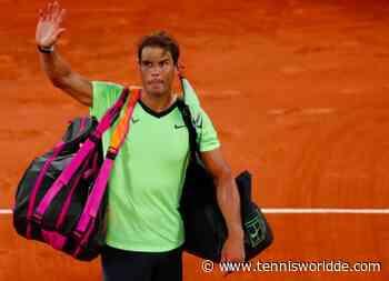 """Top-Trainer: """"Es stimmt, dass Rafael Nadal ein paar kleine Probleme hatte, aber..."""" - Tennis World DE"""