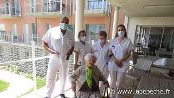 Castelsarrasin. À 103 ans, Marie-Jeanne Lamonzie est la doyenne - ladepeche.fr