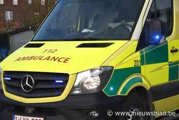 Bewoner gewond bij hevige kelderbrand in woning (Jette) - Het Nieuwsblad
