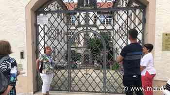 Warum in Bischofswerda ein alter Schlüssel im Pflasterstein steckt - MDR