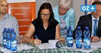 Millionen-Investition: WoWi Wolgast begrüßt erste Mieter in Steinstraße - Ostsee Zeitung