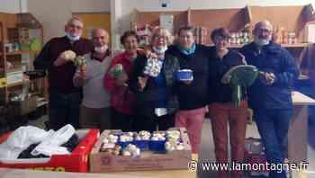 La campagne d'hiver achevée, les Restos du Coeur d'Ussel poursuivent leurs distributions - La Montagne