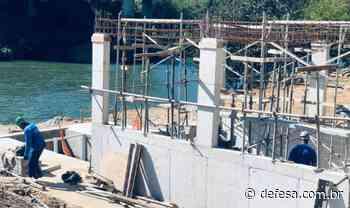 Estação de Tratamento de Água de Japeri/Seropédica deve iniciar primeiros testes em setembro - Defesa - Agência de Notícias