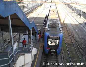Trens do Ramal de Japeri circulam com maiores intervalos na manhã desta segunda (28) - Adamo Bazani