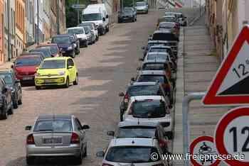 Steile Wand: Meerane plant Laster-Verbot - Freie Presse