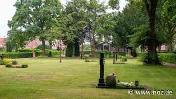 Haren schafft Platz für neue Gräber auf Friedhof am Ostereschweg - noz.de - Neue Osnabrücker Zeitung