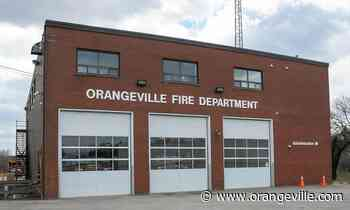 Orangeville aims for 2023 completion of new fire station on Centennial Road - Orangeville Banner