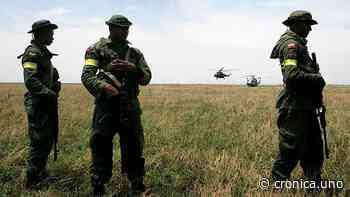 Enfrentamiento entre disidentes de FARC deja 4 muertos en Bruzual Apure - Crónica Uno