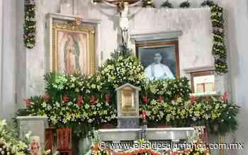Festejan Corpus Christi en Valtierrilla - El Sol de Salamanca