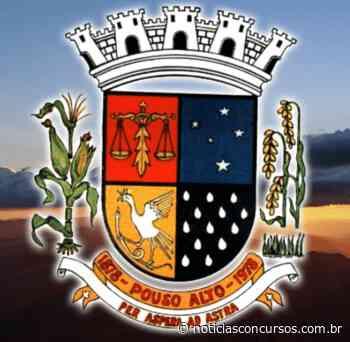 Processo seletivo Prefeitura de Pouso Alto – MG tem inscrições até hoje (17) - Notícias Concursos