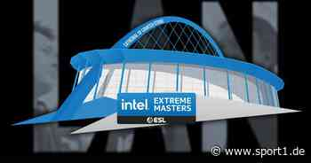 Intel Extreme Masters Cologne wird LAN-Event - SPORT1