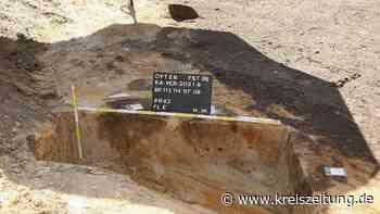 Zerstörungen an archäologischer Ausgrabung in Oyten - kreiszeitung.de