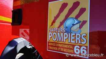 Trois blessés et onze personnes relogées à Port-Vendres après un incendie - France Bleu