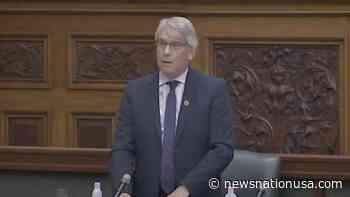 Ontario premier, MPP and Bracebridge mayor make infrastructure announcement - News Nation USA