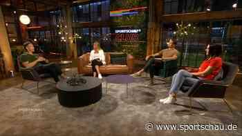 Der Sportschau Club mit Giulia Gwinn und René Adler - sportschau.de