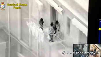 Lucera, sei arresti per spaccio, furti e ricettazione: guardia di finanza smantella gruppo criminale, 6 arresti   VIDEO - FoggiaToday