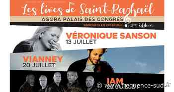 Vianney aux Lives de St Raphaël - 20/07/2021 - Saint-Raphael - Frequence-sud.fr - Frequence-Sud.fr
