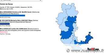 Départementales Rhône : vos élus du canton de Genas - Rue89Lyon