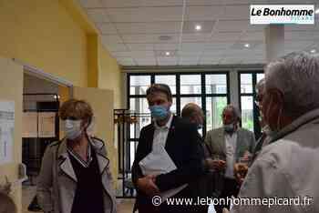 Canton de Grandvilliers : Pascal Verbeke : «C'est la récompense d'un travail collectif» - Le Bonhomme Picard