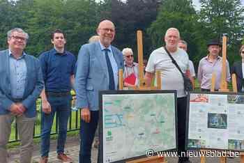 Zeven nieuwe wandelingen doorkruisen groenste stukken stadsrand