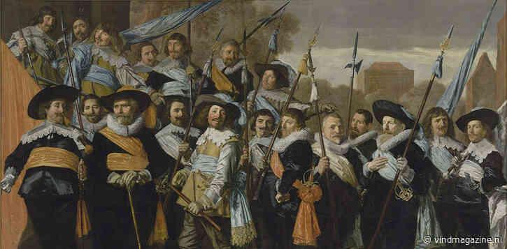 Samenwerking Frans Hals Museum en 'Muurmeesters'