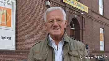 Wachwechsel bei der Tafel: Uetersen: Vorsitzender Ferdinand Nanz stellt sein Amt zur Verfügung | shz.de - shz.de