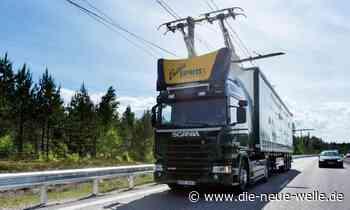 Gaggenau: Pilotstrecke für Oberleitungs-Lastwagen wird endlich eröffnet - die neue welle