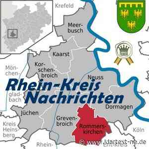 Rommerskirchen – 7‑Tage-Inzidenz-Wert – Aufschlüsselungen Daten 27.06.2021 | Rhein-Kreis Nachrichten - Rhein-Kreis Nachrichten - Klartext-NE.de