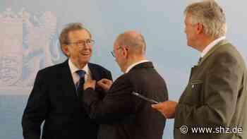 Brüder aus Barmstedt: Auch Volker Schönfelder erhält das Bundesverdienstkreuz | shz.de - shz.de