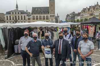 Weekendje weg na deelname aan wedstrijd 'Week van de Markt'