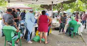 Sin inconvenientes sigue plan de vacunación contra el covid-19 en Maicao - La Guajira Hoy.com