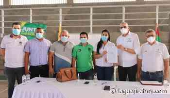 Firman convenio de cooperación: CorpoGuajira y municipio de Maicao para fortalecer gestión ambiental urbana - La Guajira Hoy.com