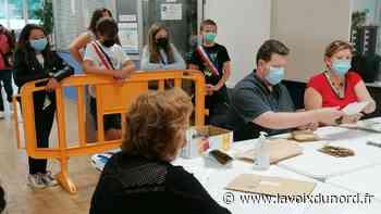 Wingles: le conseil municipal jeunes sensibilisé à la citoyenneté lors des élections - La Voix du Nord