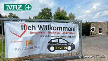 Rees/Isselburg: Testzentren machen erst einmal weiter - NRZ