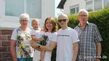 Wladik Ulansenka kam als Tschernobyl-Kind zu Familie Kranz nach Altenhasungen - HNA.de