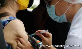 Guararapes vacina população de 48 a 45 anos nesta semana - Folha da Região