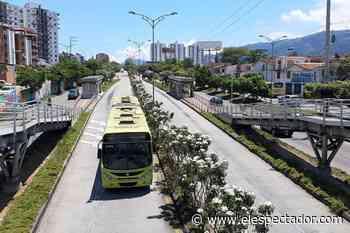 Metrolínea suspendió rutas alimentadoras para Piedecuesta y Floridablanca - El Espectador