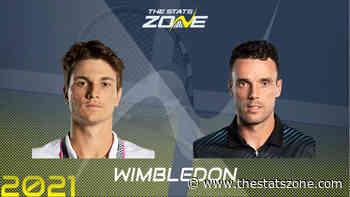 2021 Wimbledon Championships Second Round – Miomir Kecmanovic vs Roberto Bautista Agut Preview & Prediction - The Stats Zone
