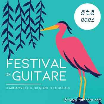 Festival de Guitare d'Aucamville revient cet été, Du 19 juin au 19 septembre, Nord toulousain / Aucamville - RamDam.com