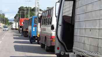 ▷ Largas colas para ingresar a San Antonio del Táchira #12Abr - El Impulso