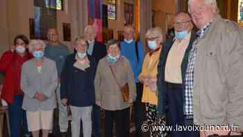 Halluin: un changement de présidence pour l'association De Kapelle - La Voix du Nord