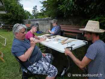 Jonzac : journée animée aux ateliers de la Corderie et à l'arboretum - Sud Ouest