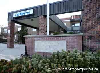 Tillsonburg District Memorial Hospital reflects on challenging year - Brantford Expositor