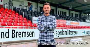 TSV Steinbach Haiger angelt sich Stürmer Gabriele - Lauterbacher Anzeiger