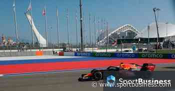 F1's Russian GP to relocate from Sochi to Saint Petersburg - SportBusiness