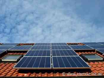 Stadt Dormagen startet Förderprogramm für Photovoltaik sowie Dach- und Fassadenbegrünung - Klartext-NE.de