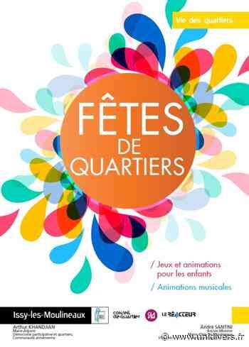 Fête de Quartiers Place Chabane samedi 3 juillet 2021 - Unidivers