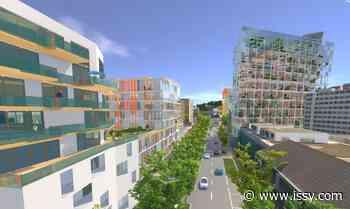 La carte interactive des projets d'aménagements urbains - issy.com