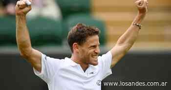 """El """"Peque"""" Schwartzman pasó a segunda ronda de Wimbledon - Los Andes (Mendoza)"""