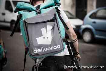 Deliveroo levert voortaan ook maaltijden in Vilvoorde, Machelen en Grimbergen